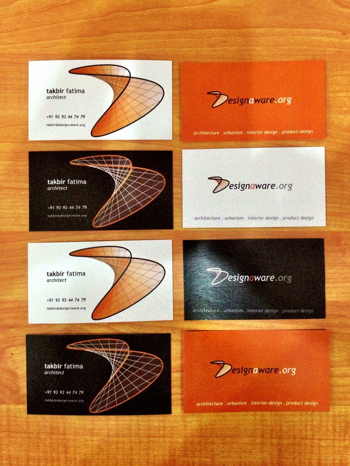 customized business cards :: DesignAware