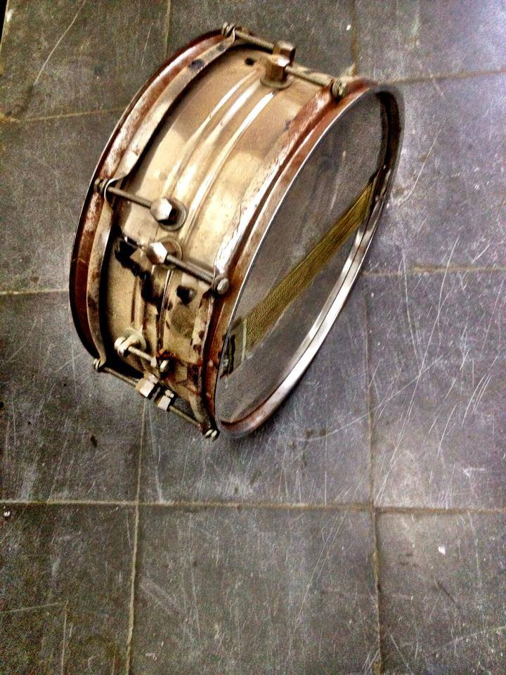 repurposed drums ++