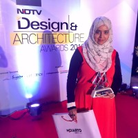 Emerging Architect of the Year // Winner // Grohe NDTV Design and Architecture Awards 2016